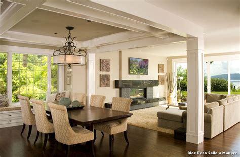 idee deco salon salle a manger contemporain meilleures images d inspiration pour votre design