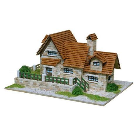 maquette chalet maquette materiaux naturels a construire francis miniatures