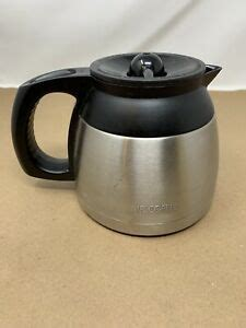 Perfect for travelling, entertaining and picnics in the outdoors. Mr Coffee Stainless Steel Carafe Thermal Coffee Pot Server 8 Cup Replacement | eBay