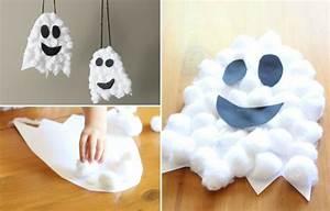 Ideen Für Halloween : zu halloween basteln mit kindern 9 dekoideen aus witzigen basteleien ~ Frokenaadalensverden.com Haus und Dekorationen