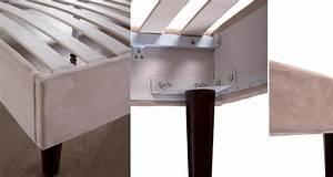 Pied De Sommier : pieds de lit pour sommier tapissier ~ Premium-room.com Idées de Décoration