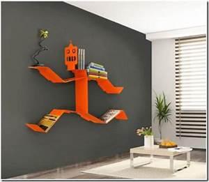 Bibliothèque Murale Design : d co la biblioth que design et insolite robook ~ Teatrodelosmanantiales.com Idées de Décoration