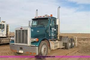 1995 Peterbilt 378 Semi Truck