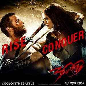 New poster and trailer for '300 Rise of an Empire' Eva ...