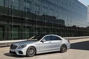 Mercedes Benz Classe S Berline : 2018 mercedes benz s class w222 facelift brings back the inline six autoevolution ~ Maxctalentgroup.com Avis de Voitures