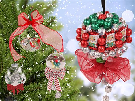 Candy Ornaments  Rm Palmer Crafts