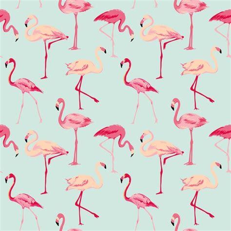 tropical themed flamingos scrapbooking paper
