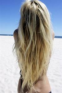 long blonde hair on Tumblr