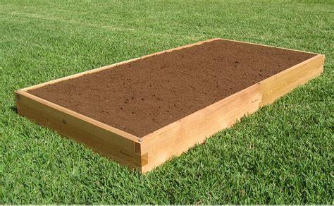 4x8 Raised Garden Bed