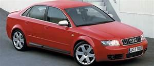 Audi A4 S4 Quattro  2001 - 2004