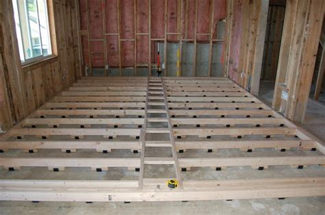 Framing Concrete Basement Walls by Concrete Floor In Tracking Room Gearslutz Pro Audio