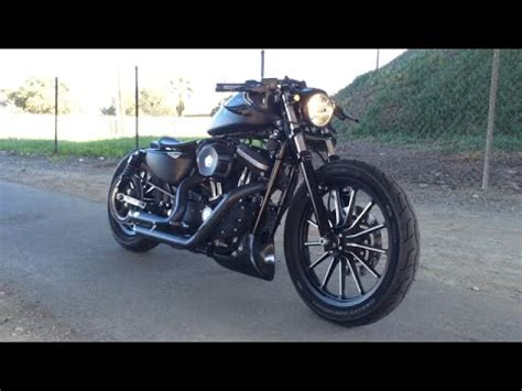 Harley Davidson Customs by 2013 Harley Davidson Custom Sportster Breathe