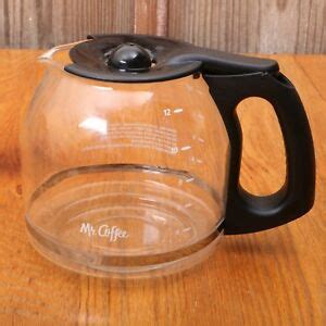 12 cup coffee maker reviews, including carafe coffee makers for home and office that can brew 12 cups of coffee in one pot at a time. Mr. Coffee 12 Cup Glass Replacement Pot Carafe For Coffee Maker Black Lid Handle | eBay