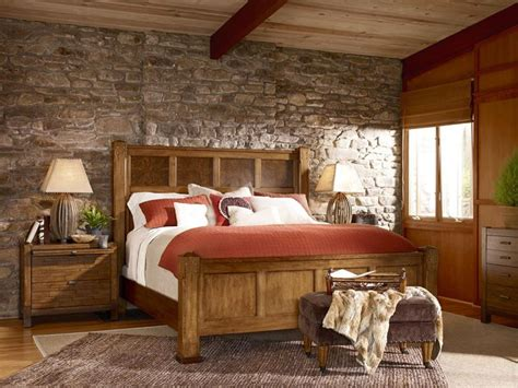 24 Beautiful Rustic Bedroom Designs