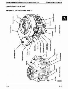 John Deere Gt242 Lawn Garden Tractor Service Repair Manual