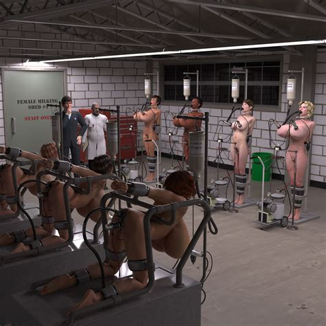Milking Shed By Subsophie Hentai Foundry