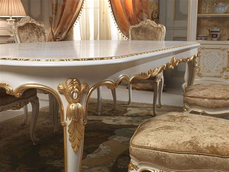 Classic And Luxury Furniture For The Living Area