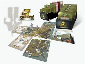 The 7th Continent Board Game Up On Kickstarter Tabletop