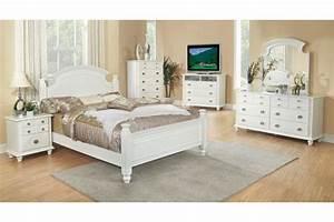 Bedroom sets freemont white full size bedroom set for White bedroom furniture full