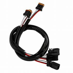 Handlebar Switch Wiring Extension 16 U0026 39  U0026 39  For Harley Touring