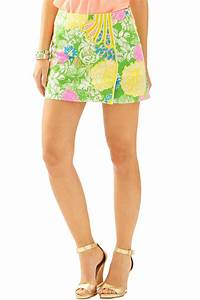 Lilly Pulitzer Jasmine Skort from Sandestin Golf and Beach