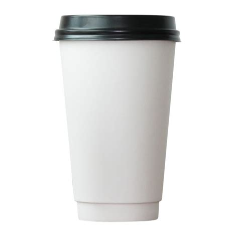 Shop our double wall coffee cups at webstaurantstore, your source for paper double wall hot cups. 8oz Smooth White Double Wall Disposable Cups | GoGreen Disposables