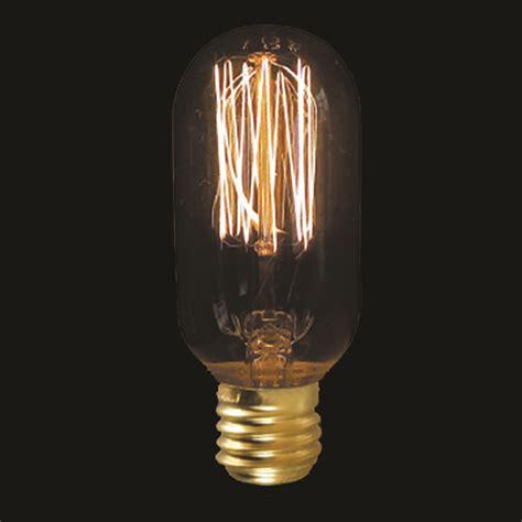 vintage light bulb antique retro edison