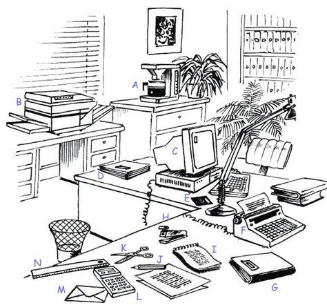 outils de bureau les outils de travail