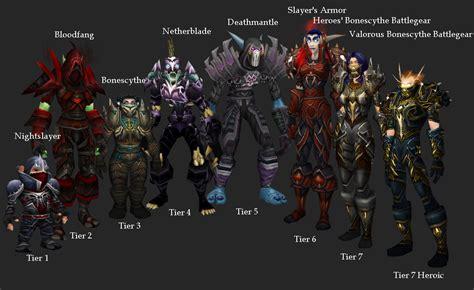 rogue sets tier wow armor warcraft wikia rogues wotlk wowwiki battlegear npc hunters treasure yuck t11 should bb game druid