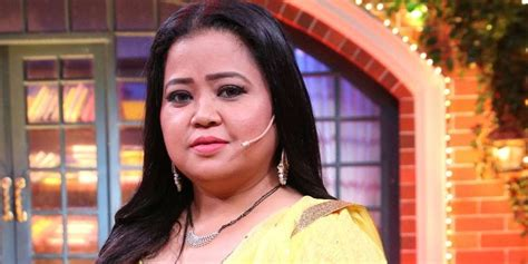 Comedian Bharti Singh Arrested After Questioning By ...