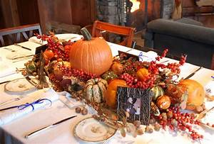 Party Reveal Kid Friendly Thanksgiving Table Decorating