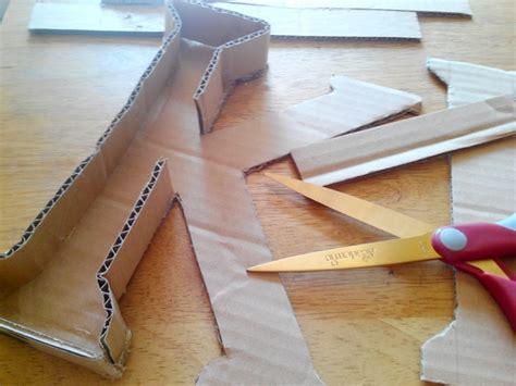 decorative letters for mantle 21 diy cardboard letters guide patterns