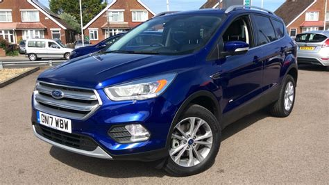 ford kuga titanium 2017 ford kuga 2 0 tdci 180 titanium diesel automatic 5 door 4x4 2017 gn17wbw in stock used