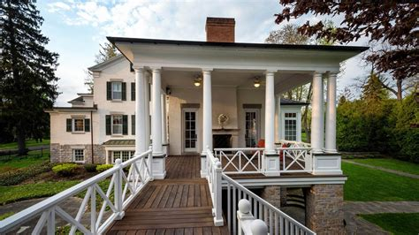 Modern Greek Revival Architectural Designramsgard Double