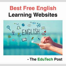 16 Best Free English Learning Websites And Apps  The Edutech Post