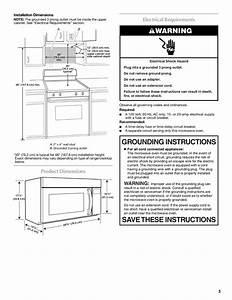 Pdf Manual For Maytag Microwave Mmv5208ws