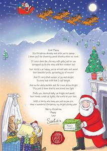 madhouse family reviews letter from santa make a child With baby s first christmas letter from santa
