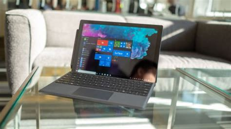 surface pro 6 review techradar