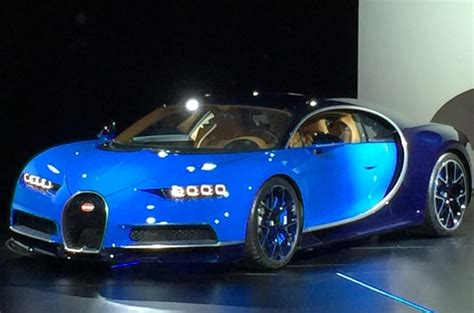 The lowest price model is bugatti chiron w16 and the most priced model of bugatti chiron sport priced at rs. Bugatti Chiron photo gallery - Autocar India