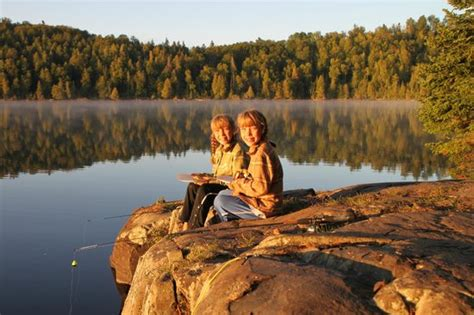 boundary waters canoe area wilderness minnesota