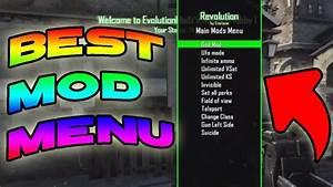 Xbox 360 BO2 Revolution Mod Menu TU18 RGHJtag Download