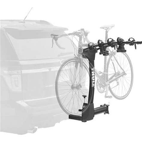 rei thule bike rack thule vertex swing 4 bike hitch rack rei