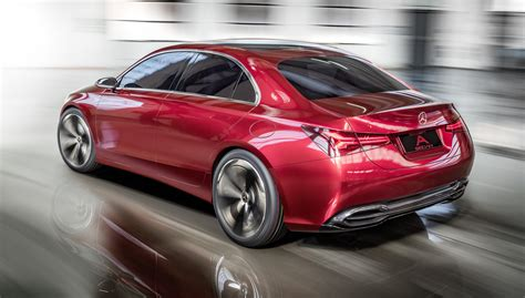 Check specs, prices, performance and compare with similar cars. 2018 Mercedes-Benz A-Class sedan concept revealed - photos ...