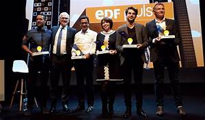 Prix Du Consuel Edf : cinq smart start up l 39 honneur du prix edf pulse 2017 actu ~ Melissatoandfro.com Idées de Décoration