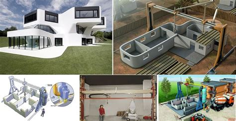 revolutionary  printer promises  build  house