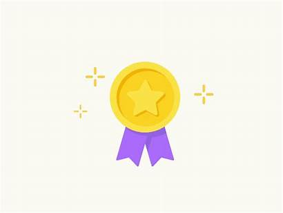 Animation Burst Icon Medals Medallion Animated Dribbble