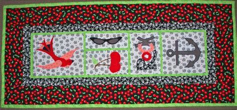 how long should a table runner be how big should a table runner be frankenstein 39 s fabrics