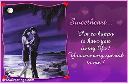 Happy Im Sweetheart Quotes Special Valentine Sayings