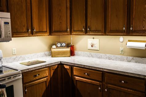 kitchen cabinets with lights led kitchen cabinet lighting traditional kitchen 6476