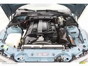 2002 Bmw Z3 3 0i Roadster 3 0l Dohc 24